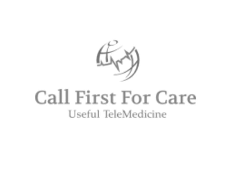 Call First For Care